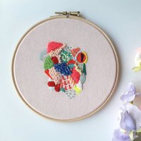 Embroidery Art Work
