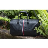 Wombat Texan Leather Holdall