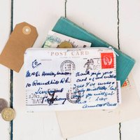 Vintage Postcard Purse - Five Designs