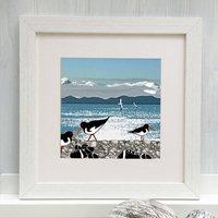 'Oystercatchers' Giclee Art Print