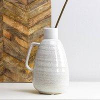 Speckled Glazed Vase
