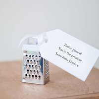 You've Passed! You're Great Mini Grater