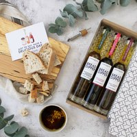 Handcrafted Balsamic Dipping Oil Set