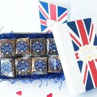 British Luxury Brownie Gift For Three Months