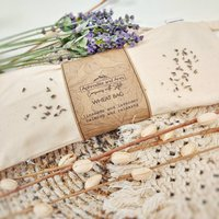 Aromatherapy Rituals Calming Lavender Wheat Bag