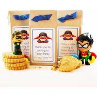 Superhero Biscuit Baking Mix Activity Box