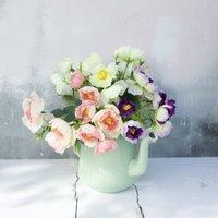 Bouquet Of Faux Ranunculus
