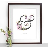 Ampersand Couple Print