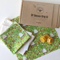 Diy Make Your Own Beeswax Wraps Kit