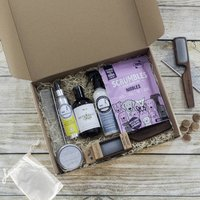 The Groom Box Dog Grooming Gift Set