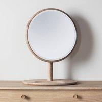 Asta Oak Dressing Table Mirror