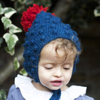 Baby And Child Ink Blue Pixie Hat