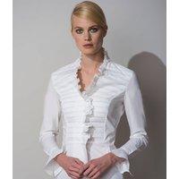 Suzanna Shirt White