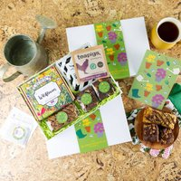 Gardening Wildflowers, Treats And Coffee Gift