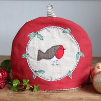 Christmas Robin Tea Cosy