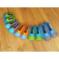 Children's Felt Slippers By Isolyn