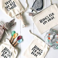 'Things For My' Baby Changing Bag Organisation Set