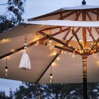 80 Parasol Fairy Lights