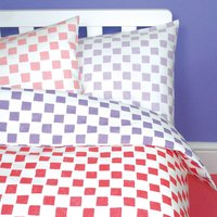 Chequers Bed Linen Set