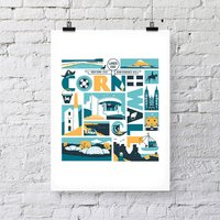 Cornwall Print