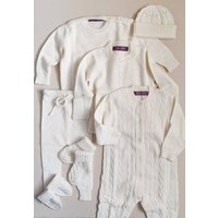 Personalised Baby First Cashmere Clothing Gift