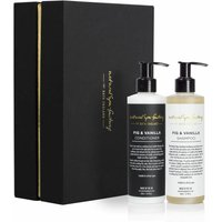 Fig And Vanilla Shampoo And Conditioner Gift Set