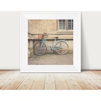 The Bicycle Photographic Print