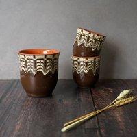 Single Coffee Ceramic Drinking Cup