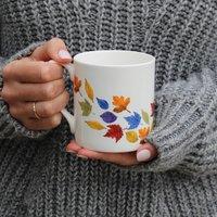 'Falling Leaves' Mug