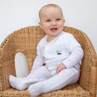 London Bamboo Baby Sleepsuit