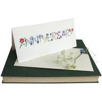 Anniversary Long Card