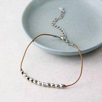 Friendship Bracelet, Red