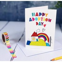 Happy Adoption Day Card You Are So Loved