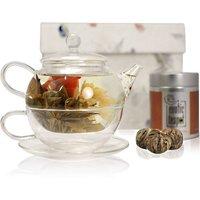 Flowering Tea Gift Set For One