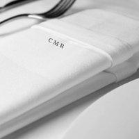Personalised Premium Cotton Napkins