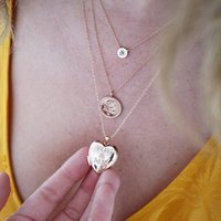 You And Me Layered Necklace Set