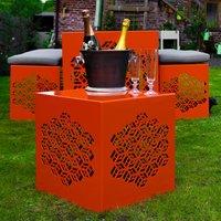 Elegance Garden Cube