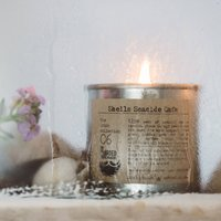 Shell's Seaside Cafe Soy Candle
