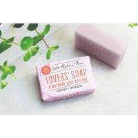 100% Natural Vegan Lovers' Soap Bar