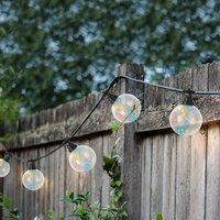 Multicoloured LED Festoon Lights