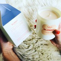 Blomst Lotus Blossom And Vanilla Scented Soy Candle