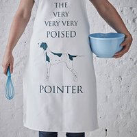 English Pointer Apron