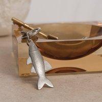 Fish Key Ring
