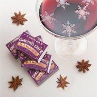Mini Festive Mulled Wine Gift Set In A Matchbox