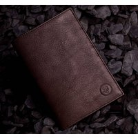 Soft Leather Tall Jacket Wallet Pianillo Soft Grain