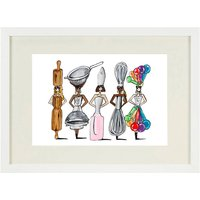 Baking Girls Limited Edition Print
