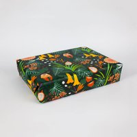 Botanical Gift Wrap: Set Of Three Sheets