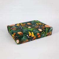 Botanical Gift Wrap: Set Of Three Sheets