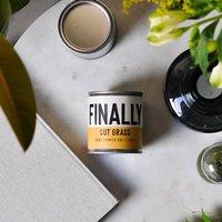 'Finally Cut Grass' Fresh Grass Scented Candle