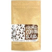 Organic And Vegan Coconut Coffee Scrub
